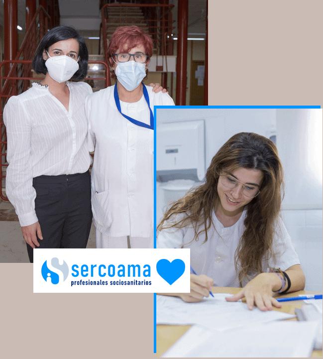 Residencia Albacete Sercoma